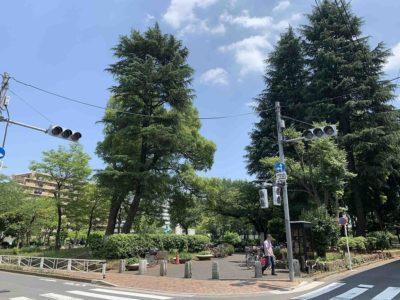 爆発的人気!JR埼京線・京浜東北線「赤羽」駅周辺には公園や自然がいっぱい!!