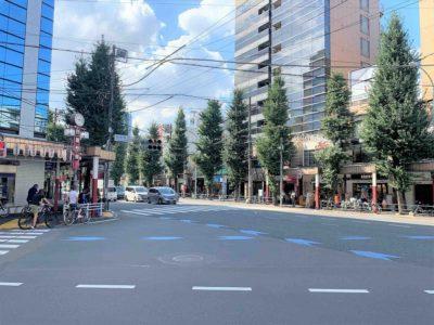 23区内で一人暮らしを始めたい!という方にオススメな「新中野駅」