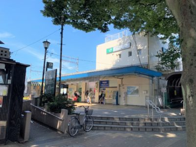 「上中里駅」は新宿・渋谷・東京などの主要駅には「20分足らず」で到着できる便利な街