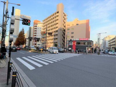 「落合駅」実質4路線が利用できるアクセス性の高さと静かな住宅街を併せ持つ街