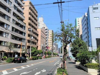 魅力的な要素がバランス良く存在する「牛込柳町駅」