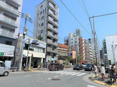 新宿区の中で住宅街も多い「若松河田駅」は住み心地満点!